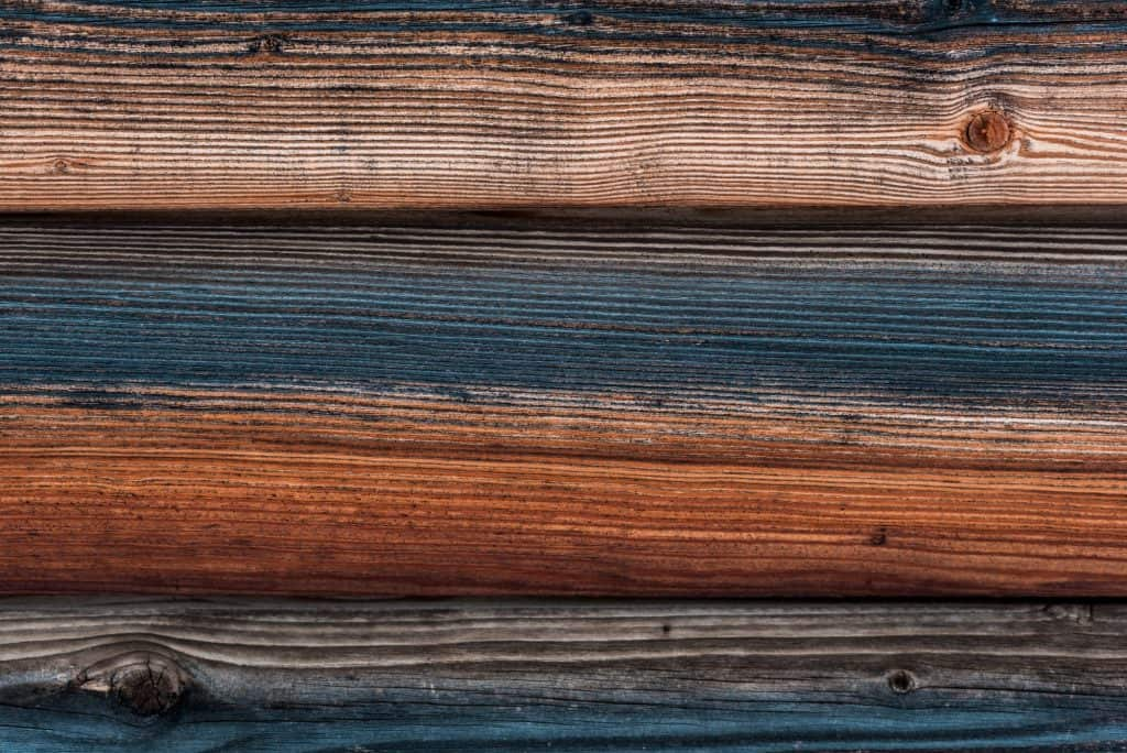 Colored Wood Panel