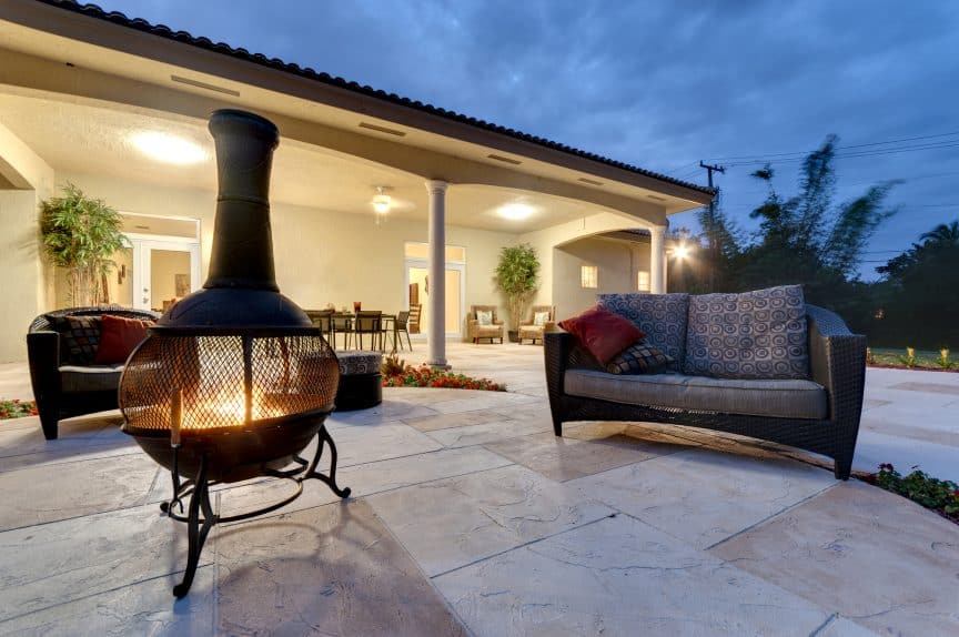 Worst Flooring For An Outdoor Patio, What Is The Best Flooring For An Outdoor Patio