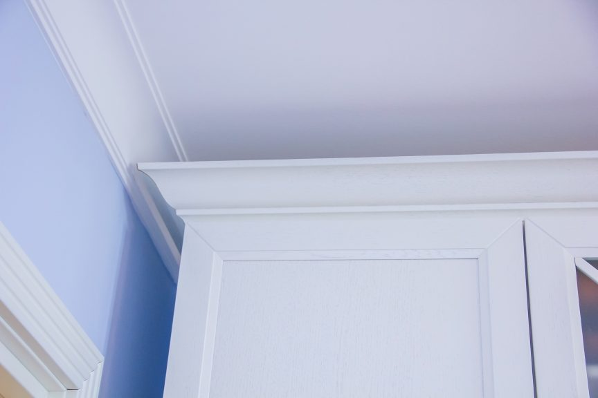 Crown vs Cove Molding