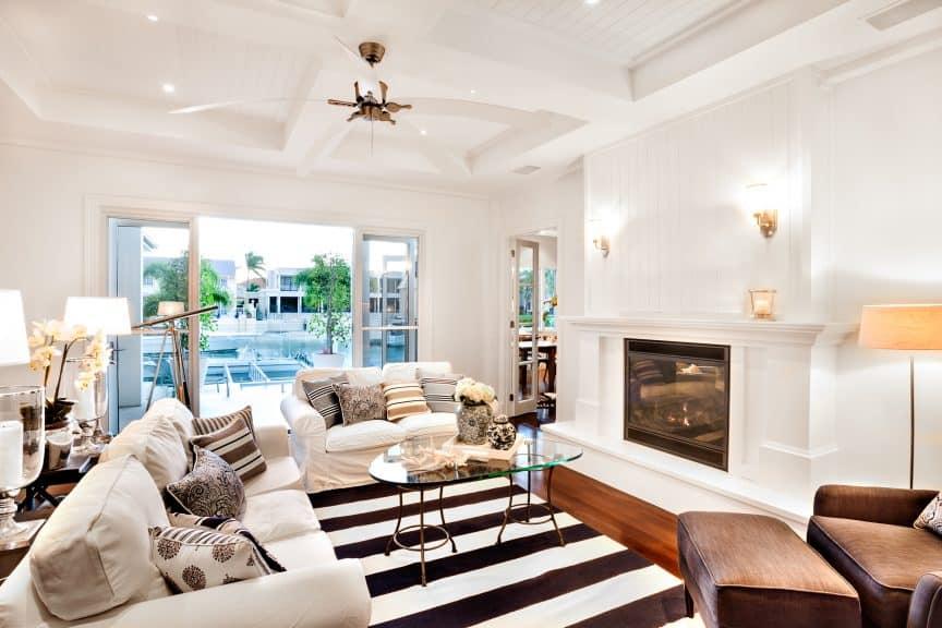 Living Room Ceiling Fan