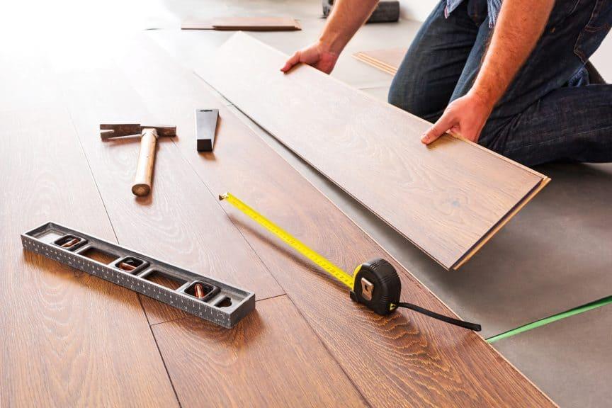 Hardwood Floor Replacement