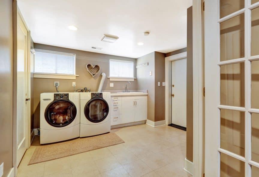 Laundry Room Exhaust Fan